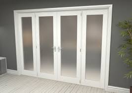 obscure white french door set 27