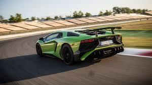 Lamborghini Aventador SV (2015) review by CAR Magazine