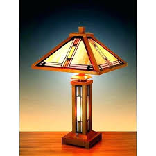 mission style tiffany lamp mission lamp shade mission style floor dale