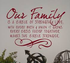 Family Quotes Love Awesome 48 Loving Family Quotes