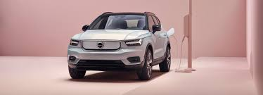 Design Volvo Volvo Unveils Its First Fully Electric Car The Xc40 Recharge