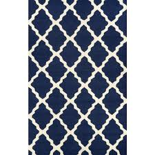this review is from trellis navy blue 2 ft x 3 ft area rug