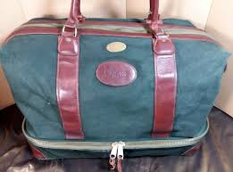 are you on board with the vintage orvis luggage what are your steals