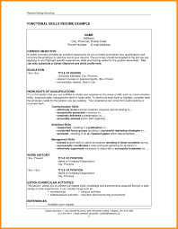 2 3 Resume Examples Of Skills And Abilities Wear2014 Com