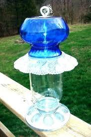glass bird feeders glass bird feeders glass bird feeder vintage glass bird feeder stained glass bird