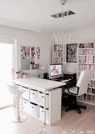 working for home office. Interior Design Ideas For A Lady \u2013 Home Office Working Women | Milk With Honey