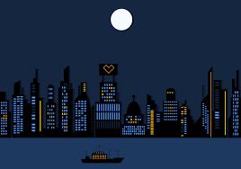 City Night Wallpaper HD ...