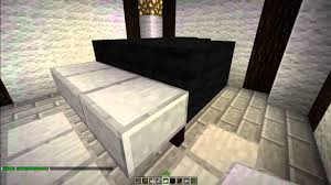 Piano Furniture How To Make A Piano In Minecraft Minecraft Furniture Episode 29