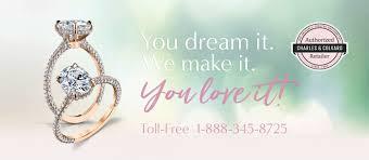 Design Your Perfect Engagement Ring Custom Moissanite Rings