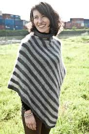 Free Knitted Poncho Patterns New Design Ideas