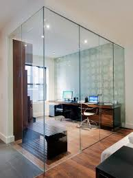 trendy idea glass walls for home small decor inspiration quiet room sound barrier not visual daylight flows homes cost office exterior of