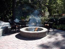 patio pavers with fire pit. Featured In Indoors Out Episode \ Patio Pavers With Fire Pit
