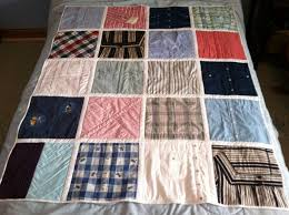 memory quilt from shirts | Amy Cavaness Designs & Memory quilt from old clothes Adamdwight.com