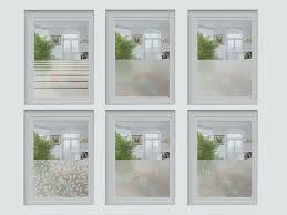 Fensterfolie Sichtschutz Unsichtbar Sonnenschutz Sichtschutz