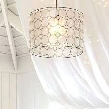 capiz pendant light shell uk pottery barn lamp shade capiz pendant light