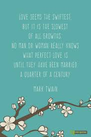 Quote About Marriage By Mark Twain