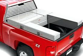 Pickup Truck Side Tool Boxes Headache Racks Equipment Mount Box ...