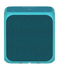 sony ultra portable bluetooth speaker. sony srs-x11 ultra-portable bluetooth speaker - blue ultra portable