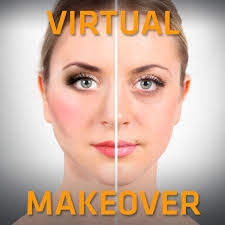 free virtual makeover app icon