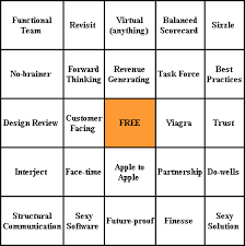 buzzword bingo generator friday file for august 28