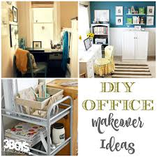 office makeover ideas. Delighful Ideas DIY Office Makeover Ideas On L