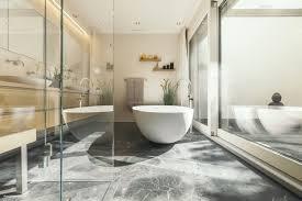 Kleines Badezimmer Neu Gestalten Konzepte Fliesen Badezimmer Grau