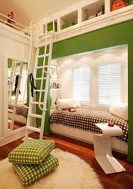 Space-Saving Sleeping Nooks. Sometimes an alcove bed ...