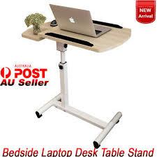 Bedside laptop table Foldable Adjustable Bedside Laptop Desk Table Stand For Tablet Pc Ipad Mobile Mouse Pad Picclick Au Adjustable Bedside Laptop Desk Table Stand For Tablet Pc Ipad Mobile