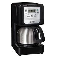 Coffee Maker K Cup And Pot Mr Coffeer Advanced Brew 5 Cup Programmable Coffee Maker With