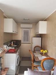 a kitchen or kitchenette at dana