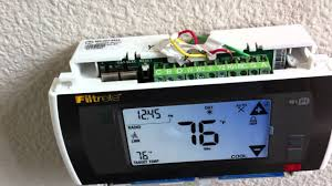 part 3 install 3m50 filtrete wi fi thermostat youtube Honeywell Wi Fi Thermostat Wiring Diagram Honeywell Wi Fi Thermostat Wiring Diagram #65 honeywell wi fi thermostat wiring diagram