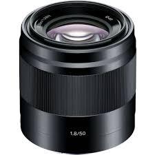sony 50mm 1 4. sony e 50mm f/1.8 oss lens (black) 1 4