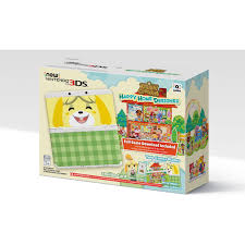 3ds Xl Happy Home Designer Bundle New Nintendo 3ds Animal Crossing Happy Home Designer