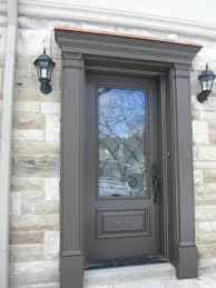 front door trimFront Door Casing Ideas Exterior Trim Idea Molding Contemporary