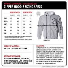 Zipper Size Chart Pin On Bodybuilding Zipper Hoodies