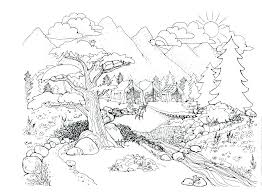 Hello Kitty Coloring Pages For Adults Cat Page Free Nature Pictures