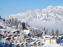 spend christmas in europe
