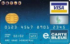 Quoi La - Bleue À Virtuelle A Sert Carte Lire