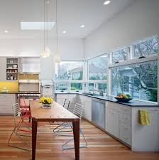 how to choose kitchen lighting. Adjacent Wall Kitchen Natural Lighting How To Choose