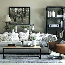 modern black and grey living room ideas design with sofa rooms collection light decorating wonderful so
