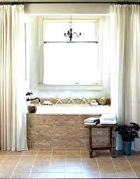 garden tub decorating ideas garden tub decorating ideas corner bathtub shower curtain rod unused with how