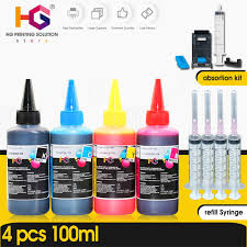 <b>HG Refill Ink</b> Kit for Epson for Canon for HP for Brother Printer CISS ...