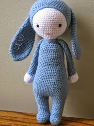 Free Crochet Bunny Pattern Impressive Meo My Crochet Free Crochet Patterns