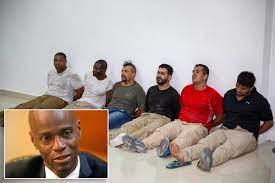 Joseph Vincent say Haiti attack ...