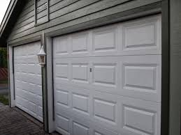 this is a solution to sealing garage door gaps if you try it close the door before you install them and just push the brush up flush with the door