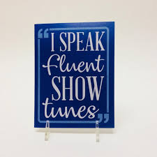 Musical Theater Quotes Greeting Cards Missouri History Museum Shop Inspiration Theater Quotes