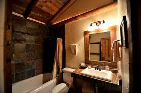 rustic modern bathroom. Rustic Modern Bathroom For Unique R