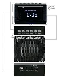 radio for office. Medium Image For Re Mvs02 Wall Clock Hidden Camera With Speaker Mp3 Mp4 Fm Radio Office