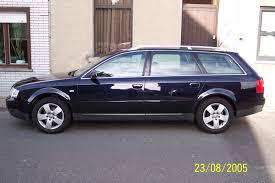 Picture Of 2002 Audi A6 Avant Exterior - illinois-liver