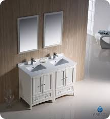 bathroom vanity double sink 48 inches. awesome fresca oxford double 48 inch transitional bathroom vanity throughout popular sink inches t